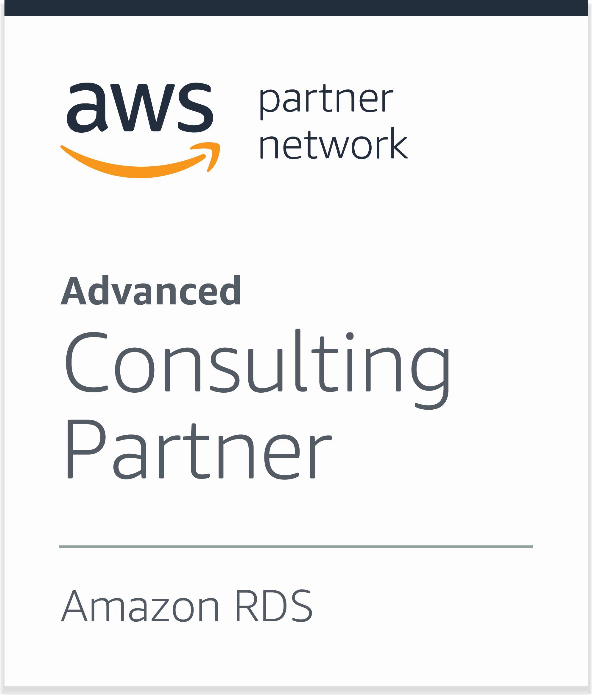 AmazonRDS Service Delivery logo