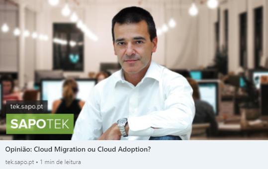 Artigo Teksapo - Cloud Adoption