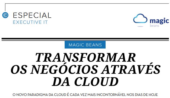 Executive IT - Transformar Negócios Através da Cloud